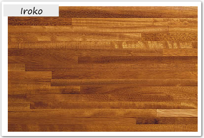 iroko plans de travail en bois massif plan de travail. Black Bedroom Furniture Sets. Home Design Ideas