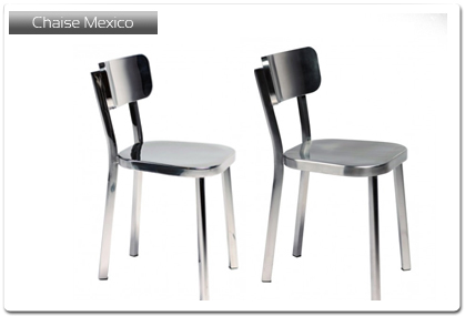 chaise pour cuisine mod le mexico plan de travail. Black Bedroom Furniture Sets. Home Design Ideas