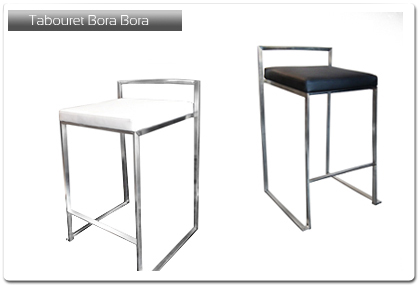 tabouret de bar hauteur plan de travail meuble de salon contemporain. Black Bedroom Furniture Sets. Home Design Ideas