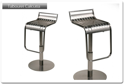 tabouret de bar mod le calcutta plan de travail. Black Bedroom Furniture Sets. Home Design Ideas