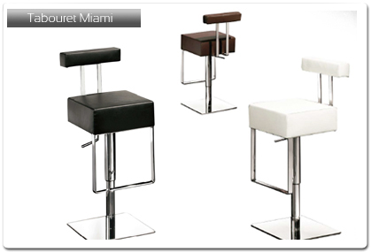tabouret de bar mod le miami plan de travail. Black Bedroom Furniture Sets. Home Design Ideas
