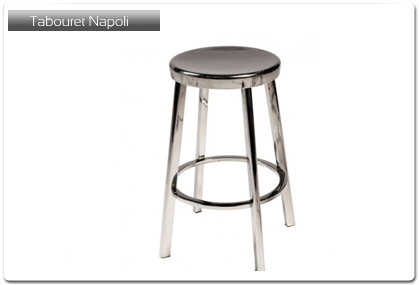 tabouret de bar mod le napoli plan de travail. Black Bedroom Furniture Sets. Home Design Ideas