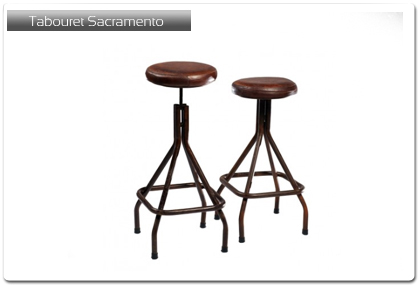tabouret de bar mod le sacramento plan de travail. Black Bedroom Furniture Sets. Home Design Ideas