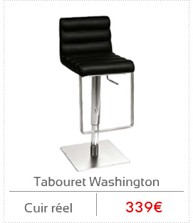 tabouret de bar haut de gamme pour mobilier design plan de travail. Black Bedroom Furniture Sets. Home Design Ideas