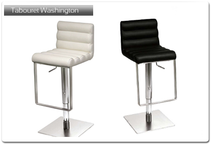 tabouret de bar mod le washington plan de travail. Black Bedroom Furniture Sets. Home Design Ideas