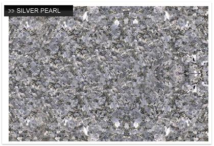 Granit Plan de travail Silver Pearl - Plan-de-Travail-33.fr